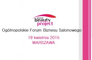 Zapraszamy na Ogólnopolskie Forum Biznesu Salonowego!